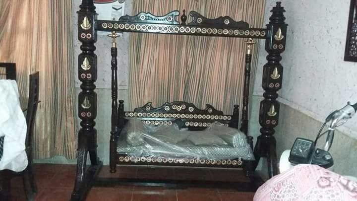 Outdoor Mughal Style swing H44